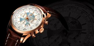 Breitling-Transocean-Chronograph-Unitime-watch