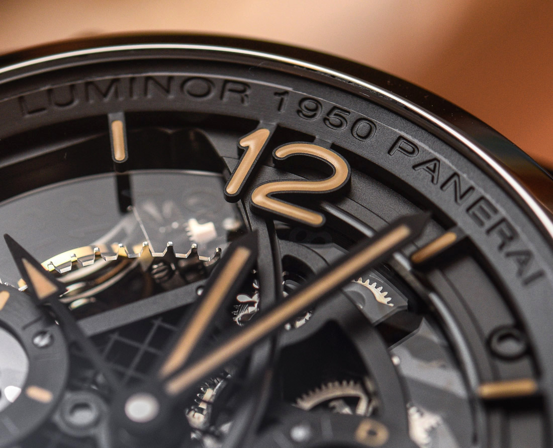Panerai L'Astronomo Luminor