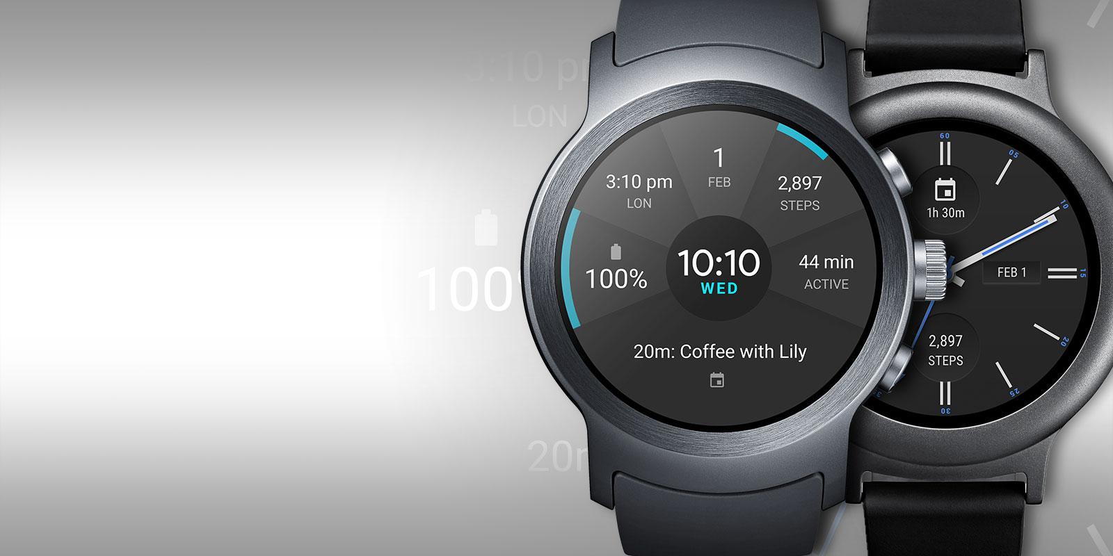 đồng hồ cơ khí smartwatch