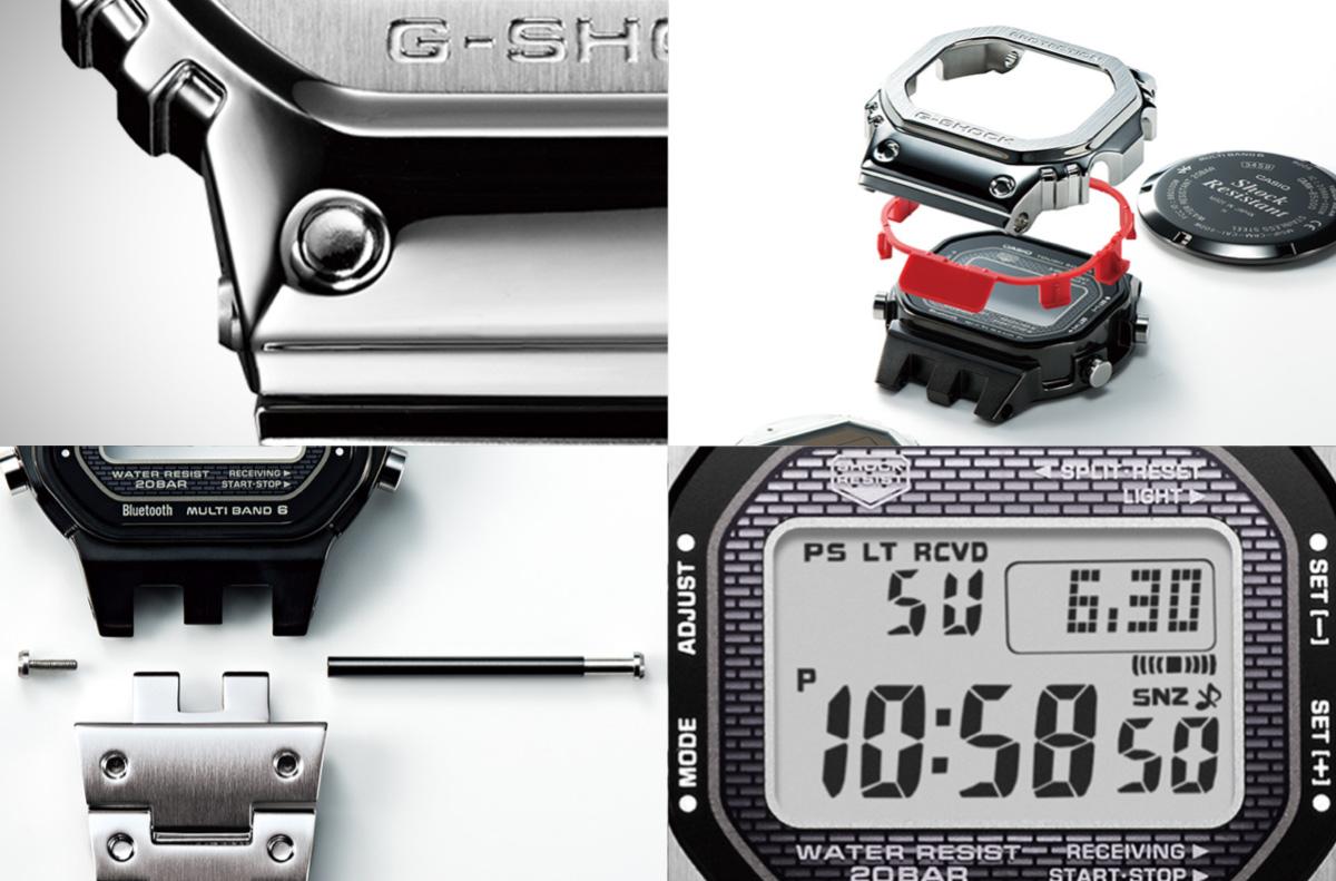 Casio G-Shock GMW-B 5000 D-1