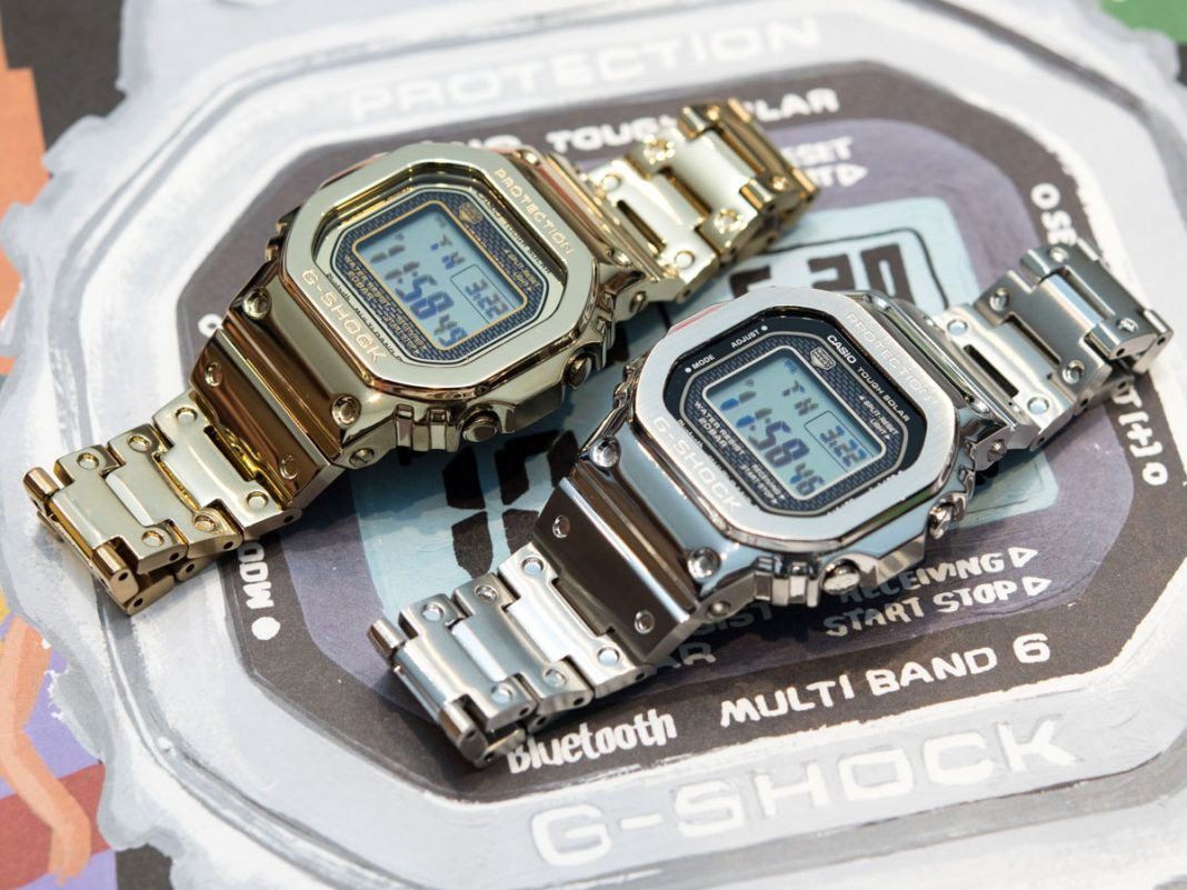 Casio G-Shock GMW-B