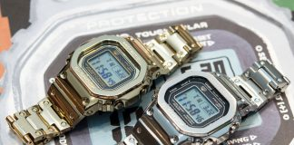Casio G-Shock GMW-B
