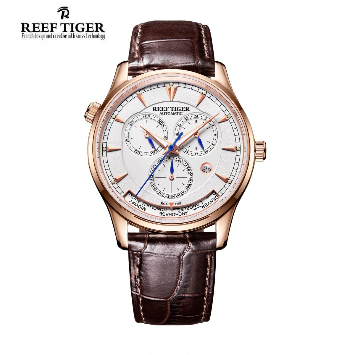 thương hiệu đồng hồ reef tiger